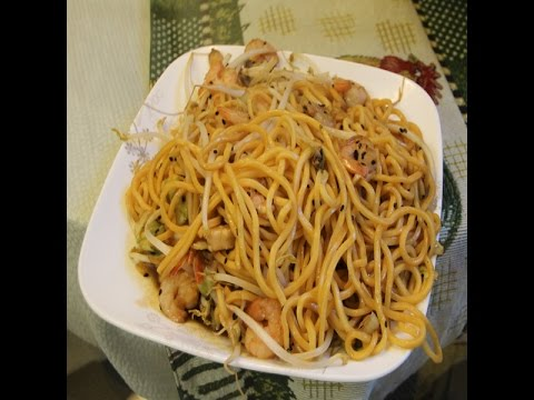 Best shrimp lo mein recipe youtube best shrimp lo mein recipe forumfinder Images