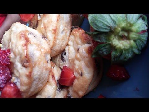Рецепт Сырники без муки или творожные запеканки.