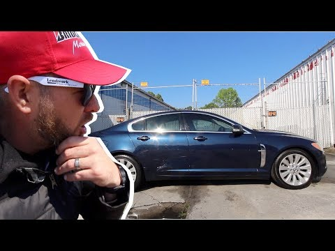 Here's a Jaguar XF V8 Review 10 Years Later   In Depth Tour & Test Drive