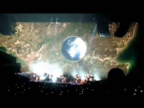 "Roger Waters LIVE ""Speak To Me/ Breathe"" (Pink Floyd Song) US & Them Tour Sprint Center KCMO 5/26/17"