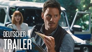 Jurassic World - Offizieller Trailer (deutsch, german) HD