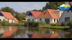Ferienhäuser im Norden von Holland - Friesland Ferienpark Bergumermeer