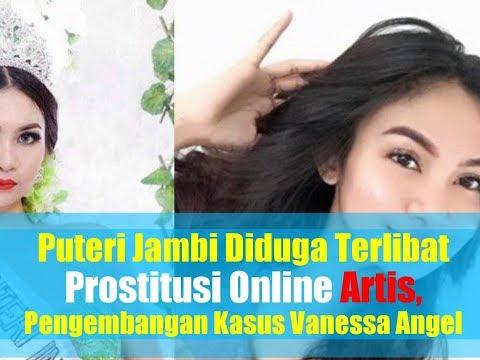 VIDEO: Puteri Jambi Diduga Terlibat Prostitusi Online Artis, Pengembangan Kasus Vanessa Angel Mp3