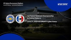 ITF France  Taekwon-do Online Corona Challenge
