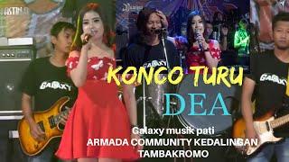 Konco Turu - Galaxy Musik - Armada Community Kedalingan Tambakromo