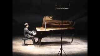 Frédéric Chopin: Etude op.10 Nr.10 As-Dur - Jinho Moon