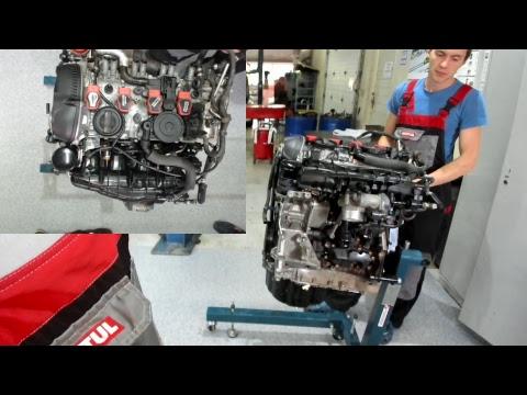 Сборка двигателя AUDI 2.0 TFSI CDNC Капремонт.