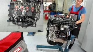 Motor Assambleyasi AUDI 2.0 TFSI CDNC Ta'mirlash.
