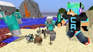 Minecraft / The Bridges Friday/ Team Work with Polar! / Gamer Chad Plays