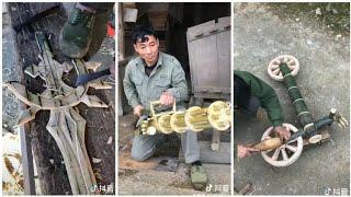 Tik tok Trung Quốc 🏆 CHẾ MỌI THỨ TỪ TRE - Cao thủ tik tok xuất chiêu [P1]