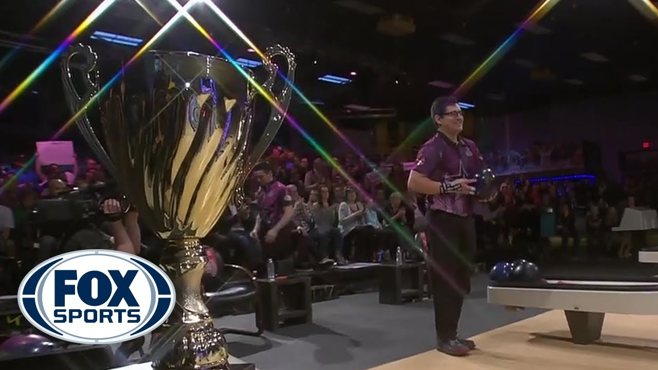 Kris Prather captures the 2019 PBA Scorpion Championship