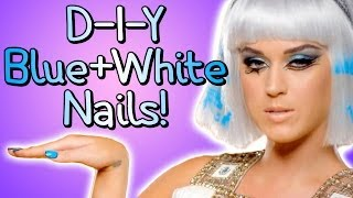 Easy Nail Art Designs - Color Block Your Nails!