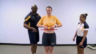 Navy Body Composition Assessment (BCA)