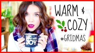 Warm & Cozy Makeup, Outfit + Chai Latte Recipe!