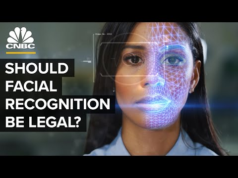 The Fight Over Police Use Of Facial Recognition Technology