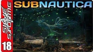 SUBNAUTICA Gameplay - Part 18 ► The Sea Emperor ◀