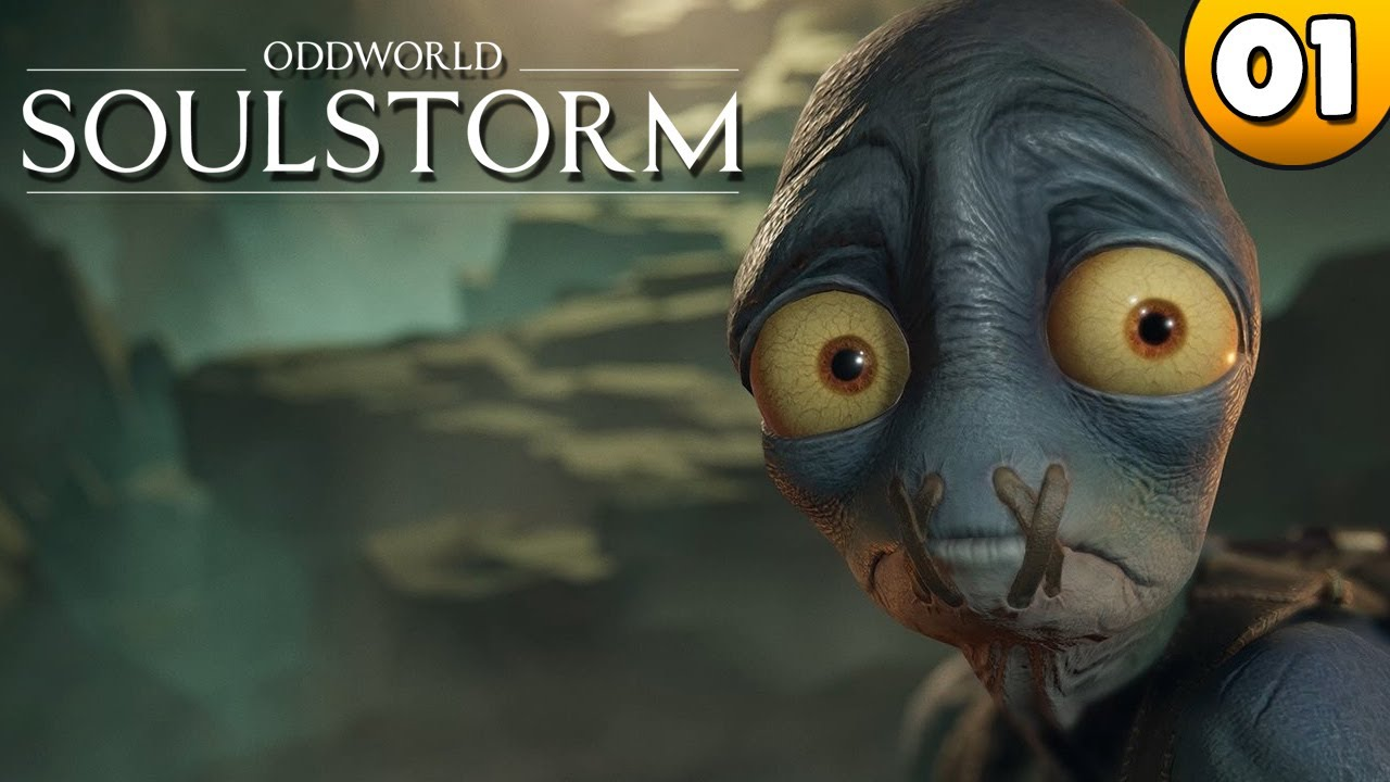Download Abe ist wieder da ⭐ Let's Play Oddworld Soulstorm 👑 #001 [Deutsch/German]