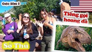 ❀//Vlog 226// Phần 2 - Khám Phá Sở Thú ở Mỹ có gì Hot so với Thảo Cầm Viên ở VN - Du Lịch Nước Mỹ