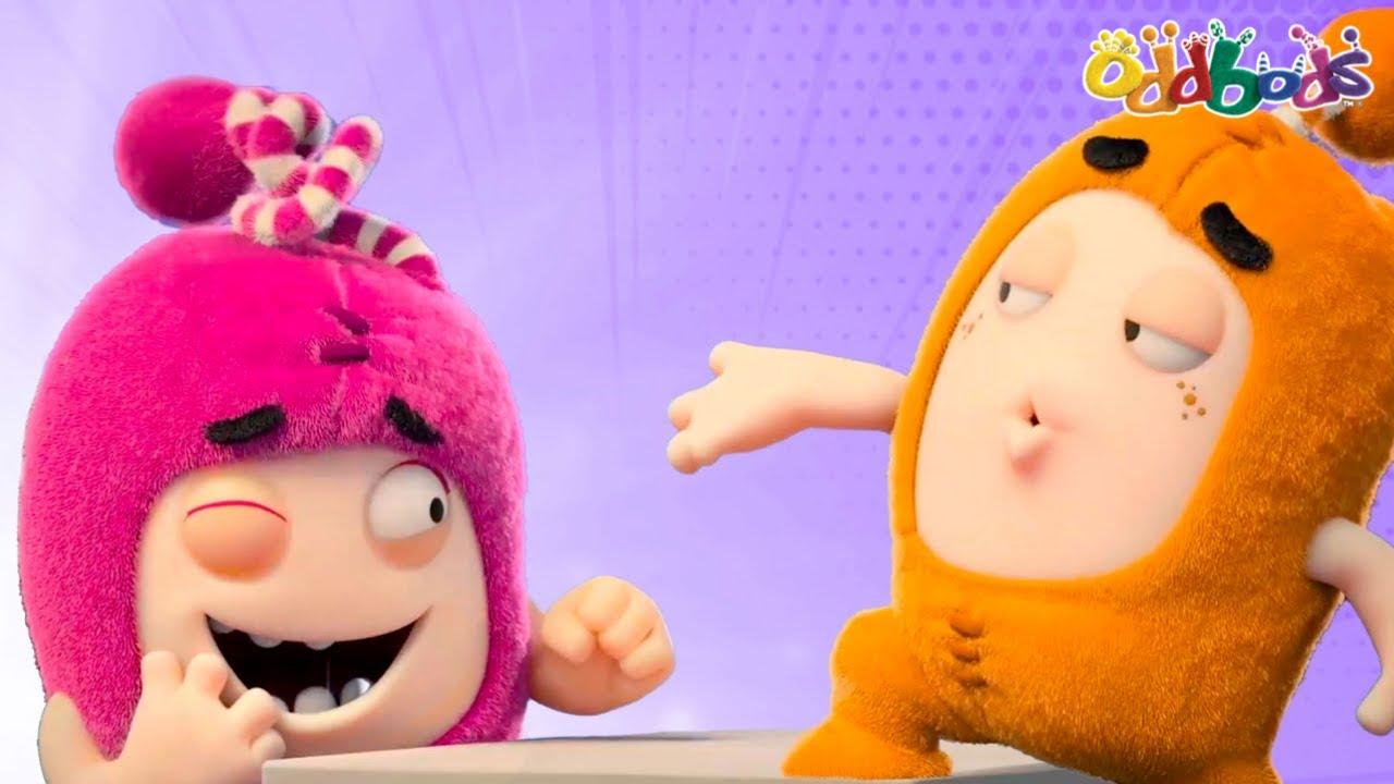 Oddbods | BARU | 50 Episode Terbaik | Kartun Lucu Untuk Anak