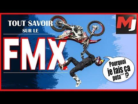 FMX : A la rencontre des intermittents suicidaires (Motocross Freestyle)