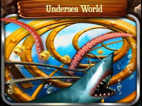 Rail Rush - #7 Undersea World (Track Guide)