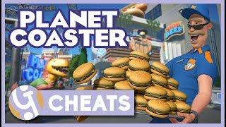 Planet Coaster Cheat Codes
