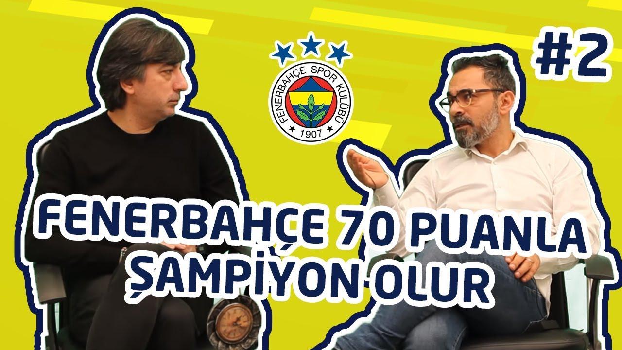 Ahmet Ercanlar-Cüneyt Kaşeler    Fenerbahçe 70 puanla şampiyon olur
