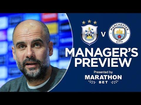 Pep Guardiola previews Huddersfield v Man City | PRESS CONFERENCE Mp3