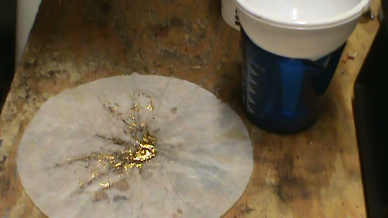 How To Recover Gold With A P Acid Peroxide Method For Fingers Cell Phone Circuit Board Scrap Recycling Recovery And Plated Boards Easily Youtube