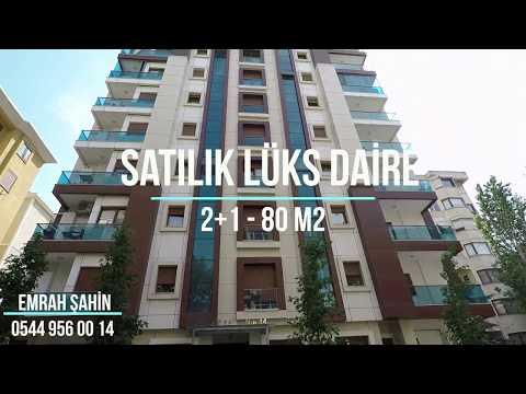 Kadıköy Ziverbey Satılık 2+1 Lüks Daire, 80 m2