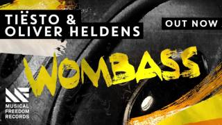 tiësto oliver heldens wombass out now