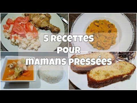 [recettes]:-5-repas-pour-mamans-pressÉes-🥘🥒🥕