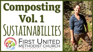 Composting Volume 1 | With Sara Martin |  Creation Care Ministries