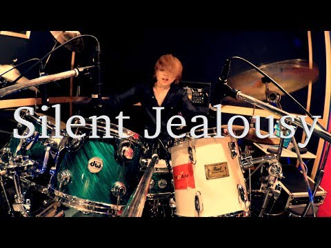 Silent Jealousy / X JAPAN (Drum Cover)