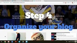 How to Create a Sports Blog