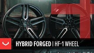 Vossen Hybrid Forged HF-1 Wheel   Advanced Flow Formed Technology
