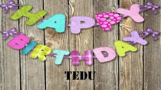 Tedu   Wishes & Mensajes