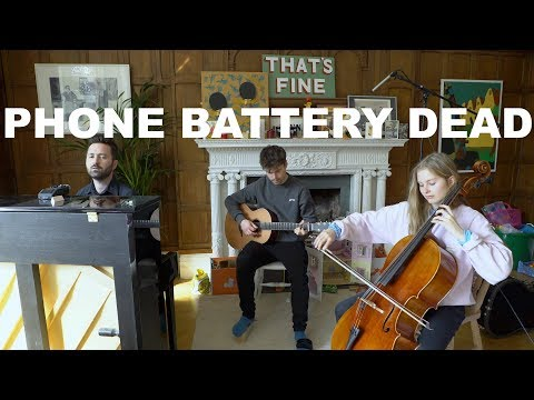 Tom Rosenthal - Phone Battery Dead (LIVE ACOUSTIC) mp3