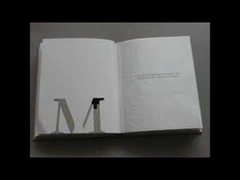 Garamond Stop Motion Font