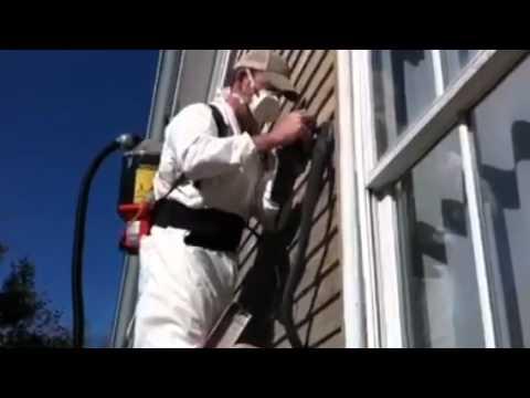 Removing Lead Paint Safely DUSTLESS HEPA Sanding
