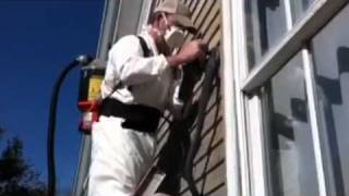 Removing Lead Paint Safely DUSTLESS HEPA Sanding