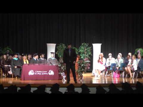Columbus Career and College Academy Graduation