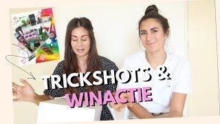 TRICKSHOTS & WINACTIE