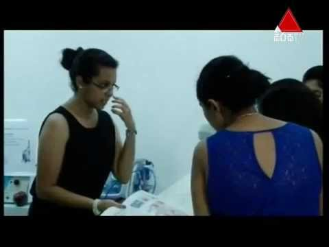 Lush Skin Clinic in Medawaswala Business Sirasa tv 09th November 2014