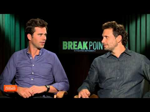 Exclusive Interview: David Walton And Jeremy Sisto Talk Break Point [HD]