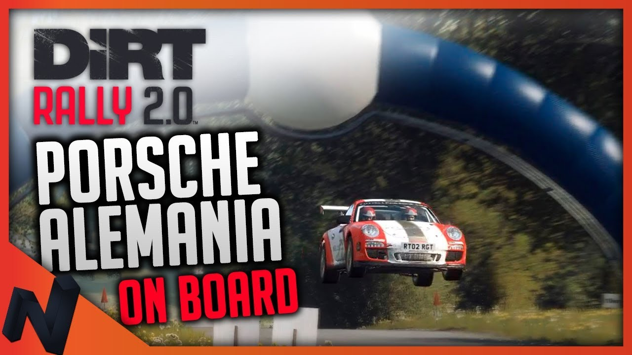Dirt Rally 2 0 || PORSCHE 911 vs ALEMANIA