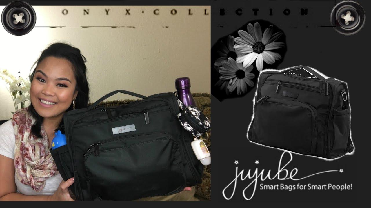 Ju-Ju-Be Onyx Collection Be Set Black Diamond