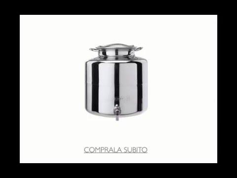 Contenitori Olio Vino Cordivari - Prezzi Speciali EdilFlagiello