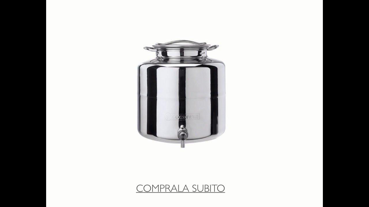 Contenitori Olio Vino Cordivari - Prezzi Speciali EdilFlagiello ...