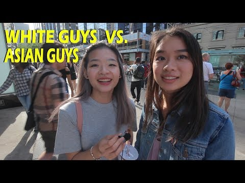 Do Asian-Canadian Girls Prefer Dating White Or Asian Guys?